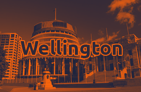 Wellington office opened in Lambton Quay