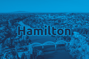 Hamilton office opened